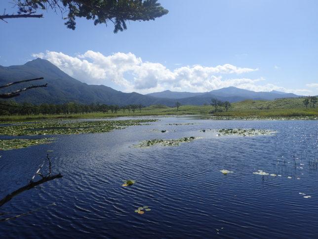知床五湖(二湖)