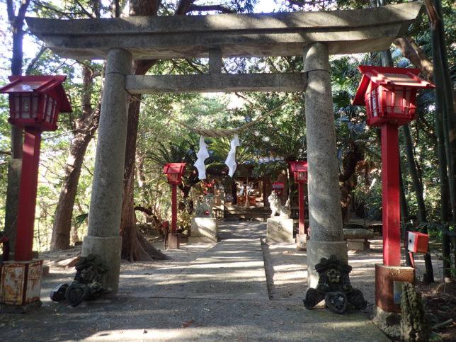 宝満神社 本殿