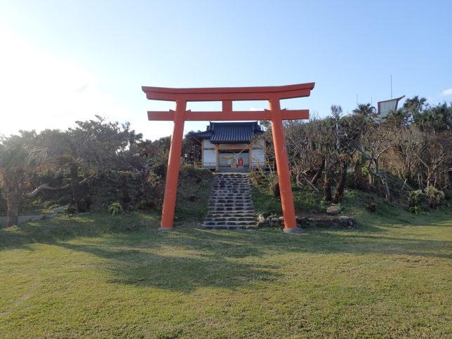 門倉岬 御崎神社