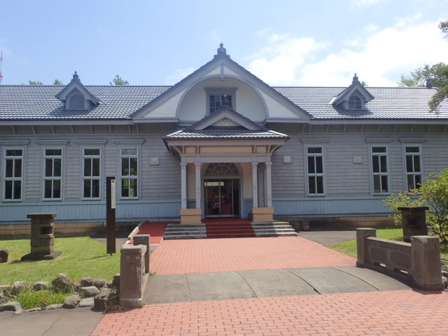 旧網走刑務所庁舎