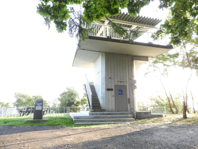 観音山展望台