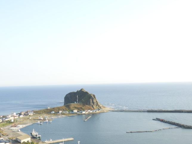 観音山からエンルム岬