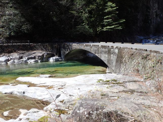 五色橋下流側