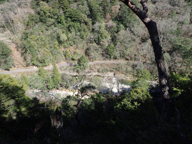 パノラマ台からの景色
