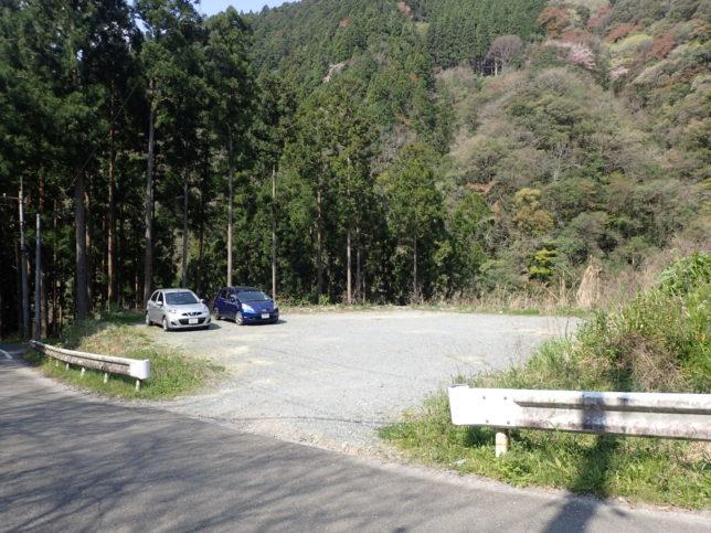 にこ淵駐車場