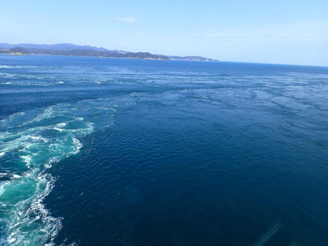 渦潮(太平洋側)